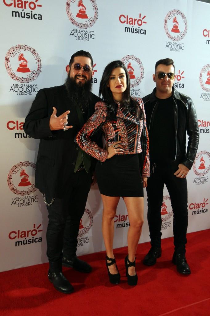 50603217. México, D.F.- La banda Matute, desfiló por la alfombra roja de Latin Grammy Acoustic Session 2015, realizada en el Centro Cultural Roberto Cantoral. NOTIMEX/FOTO/PEDRO SÁNCHEZ/PSM/ACE/