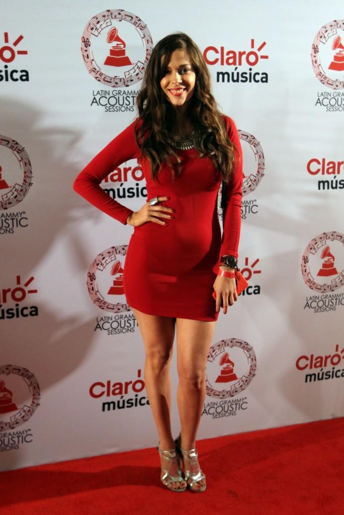 50603236. México, D.F.- Gwen García, desfiló por la alfombra roja de Latin Grammy Acoustic Session 2015, realizada en el Centro Cultural Roberto Cantoral. NOTIMEX/FOTO/PEDRO SÁNCHEZ/PSM/ACE/