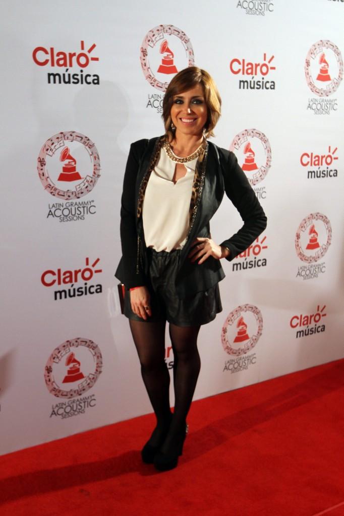 50603239. México, D.F.- Diversas personalidades desfilaron por la alfombra roja de Latin Grammy Acoustic Session 2015, realizada en el Centro Cultural Roberto Cantoral. NOTIMEX/FOTO/PEDRO SÁNCHEZ/PSM/ACE/