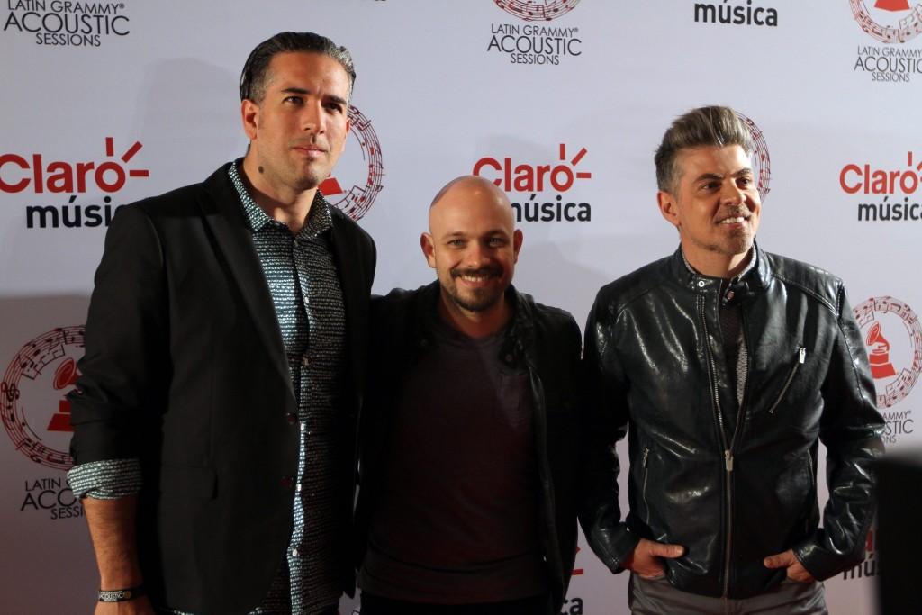 50603240. México, D.F.- Playa Limbo, desfiló por la alfombra roja de Latin Grammy Acoustic Session 2015, realizada en el Centro Cultural Roberto Cantoral. NOTIMEX/FOTO/PEDRO SÁNCHEZ/PSM/ACE/