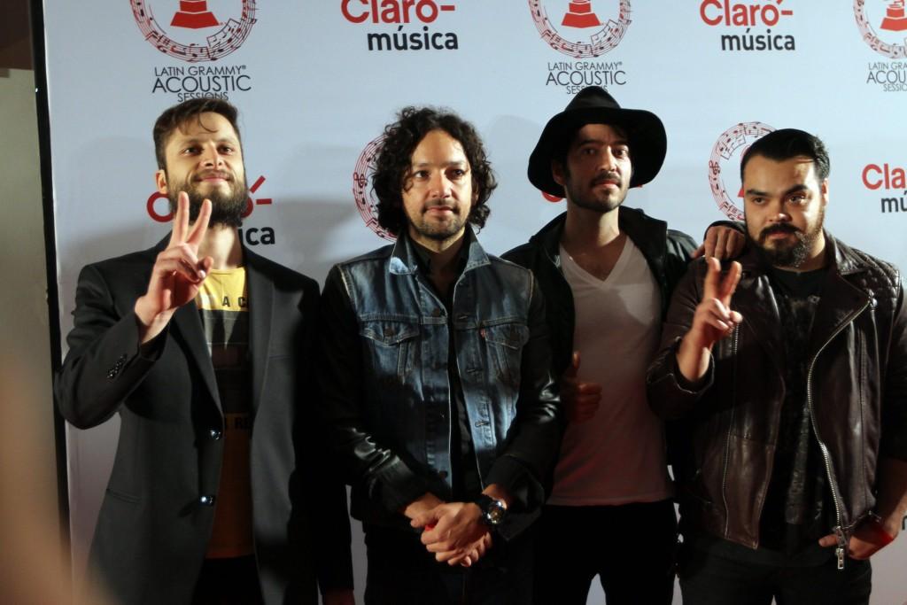 50603241. México, D.F.- Los Daniels, desfilaron por la alfombra roja de Latin Grammy Acoustic Session 2015, realizada en el Centro Cultural Roberto Cantoral. NOTIMEX/FOTO/PEDRO SÁNCHEZ/PSM/ACE/