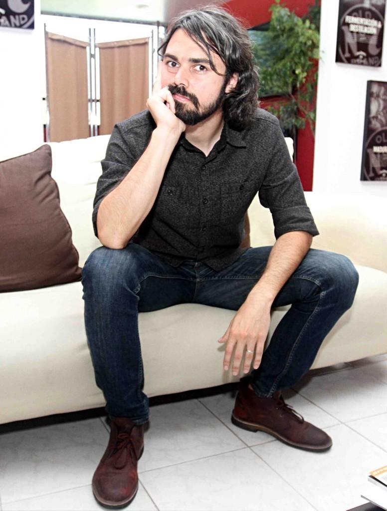 51111174. México, 11 Nov. 2015 (Notimex-Francisco García).- El grupo rock venezolano, Charliepapa, prepara una extensa gira de promoción por México para el primer trimestre del próximo año, para convivir con sus seguidores aztecas con los que compartirá la celebración de dos nominaciones a los Premios Latin Grammy. En la imagen el vocalista y guitarrista de la banda, Mattia Medina. NOTIMEX/FOTO/FRANCISCO GARCÍA/FGV/ACE/