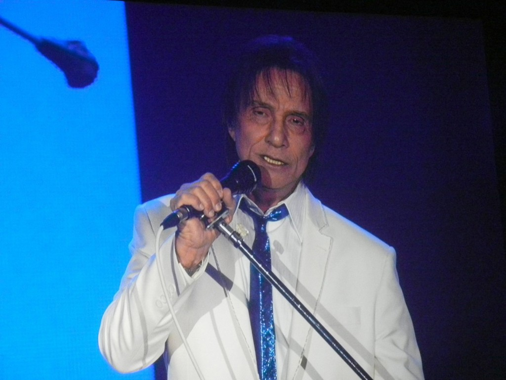 51119020. Las Vegas, 19 Nov. 2015 (Notimex-José Romero Mata).- Con emotivo concierto Roberto Carlos fue homenajeado como Persona del 2015 anoche por la Academia del Grammy Latino. NOTIMEX/FOTO/JOSÉ ROMERO MATA/COR/ACE/