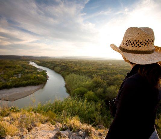 """""""Necesitamos nuestros parques nacionales y ellos nos necesitan para ponernos de pie y ser una voz"""""""
