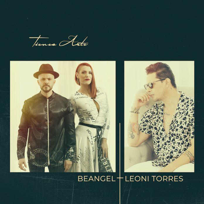 "Leoni Torres y Beangel presentan ""Tienes arte"""