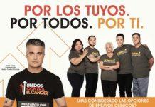 Jaime Camil en un nuevo PSA para Unidos Contra El Cáncer