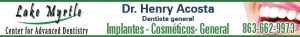 Doctor Henry Acosta