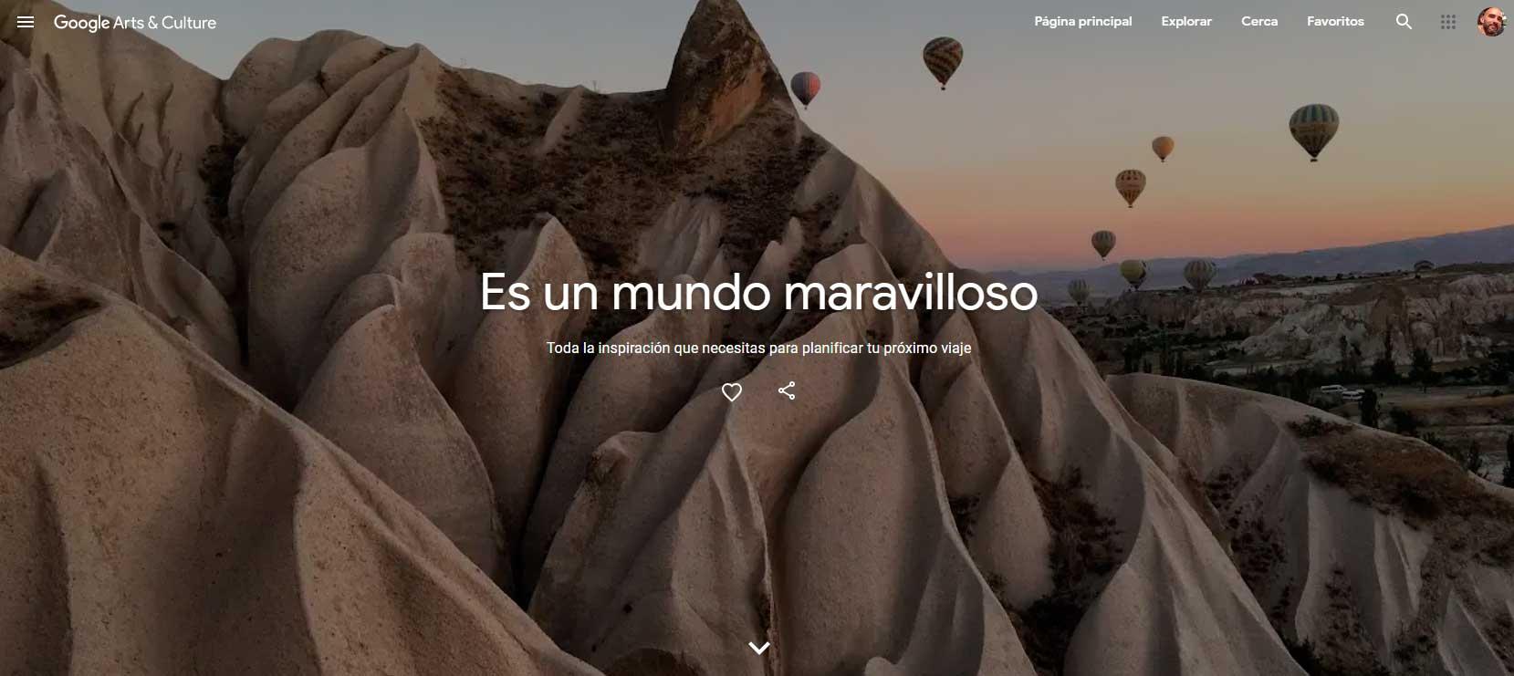 Viajar por el mundo en 1 clic - Nahuel Leto